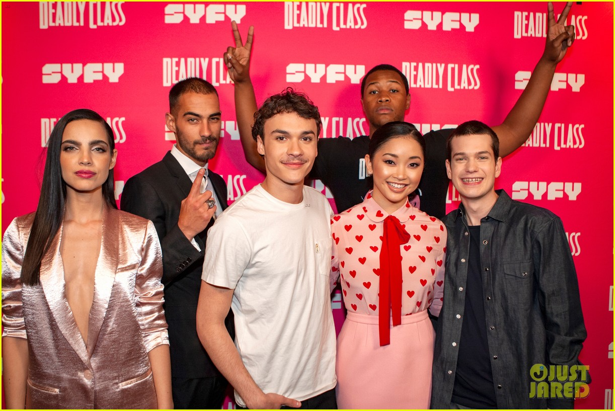 deadly class premiere la january 2019 00