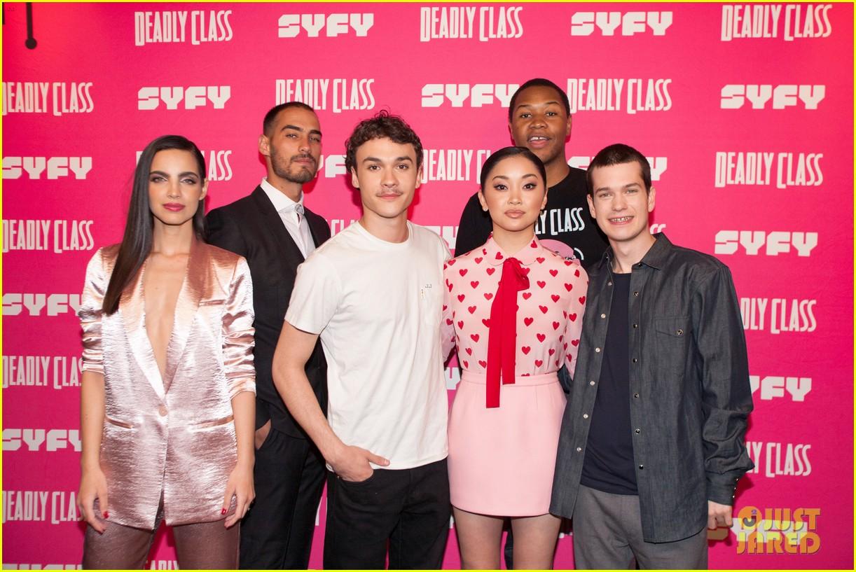 deadly class premiere la january 2019 16