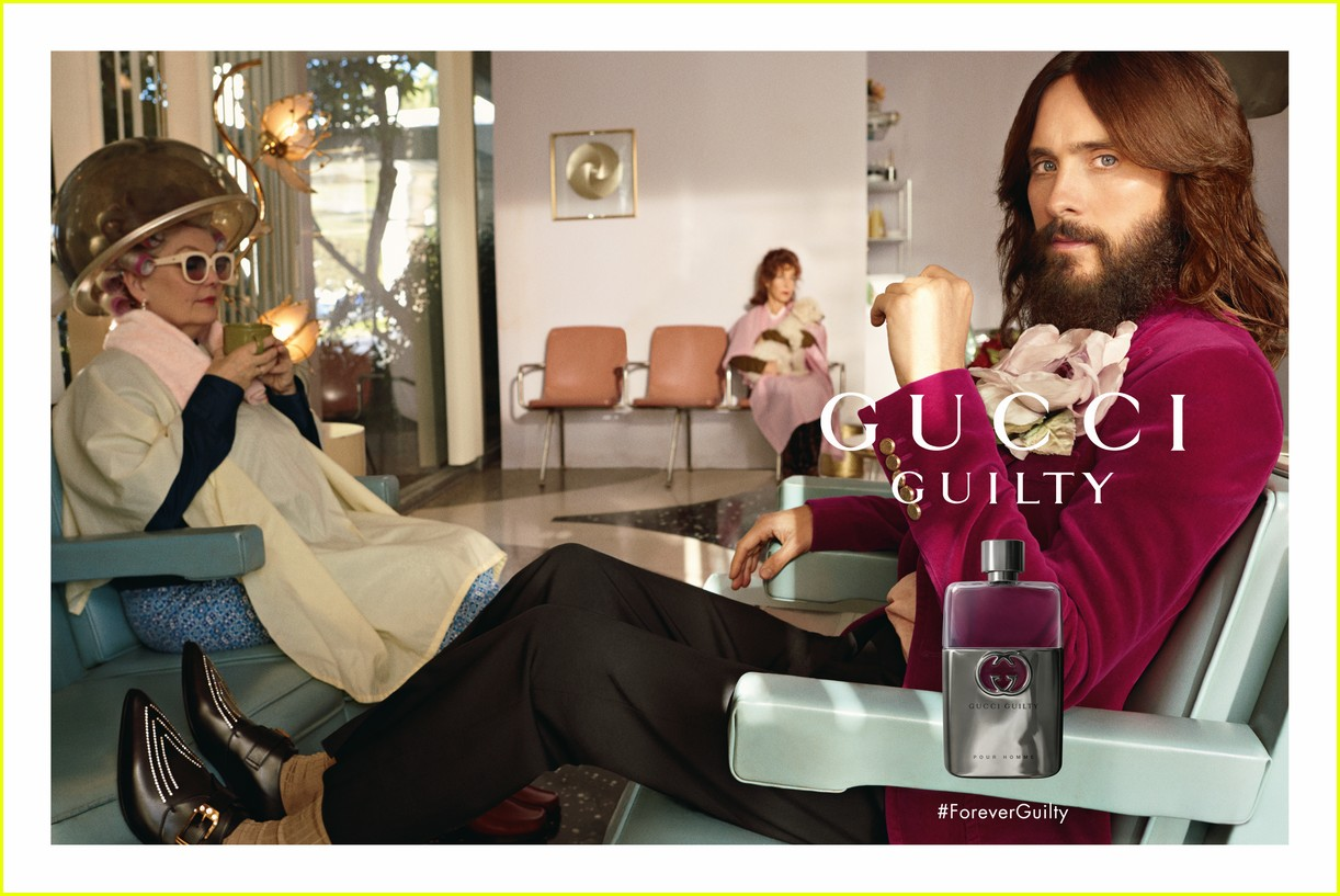 Jared Leto Lana Del Rey Star In Gucci Guilty S New Campaign Photo 4212673 Courtney Love Jared Leto Lana Del Rey Pictures Just Jared
