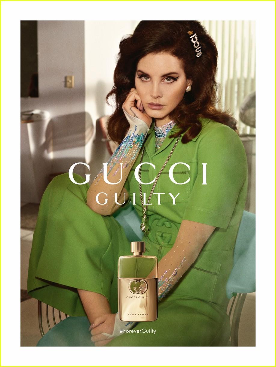 efce2c052bb Jared Leto   Lana Del Rey Star in Gucci Guilty s New Campaign  Photo ...