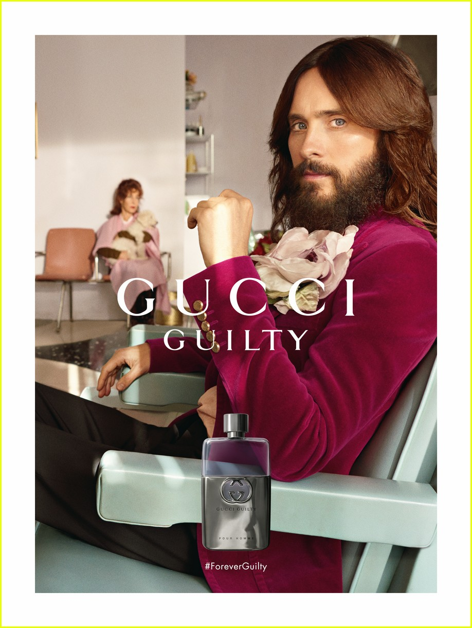 Jared Leto Lana Del Rey Star In Gucci Guilty S New Campaign Photo 4212675 Courtney Love Jared Leto Lana Del Rey Pictures Just Jared