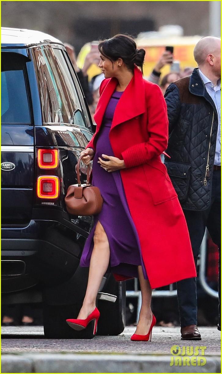 Duchess Meghan Reveals Her Due Date - usmagazine.com