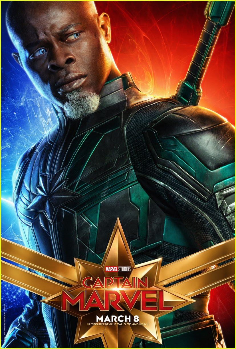 captain marvel character posters 05