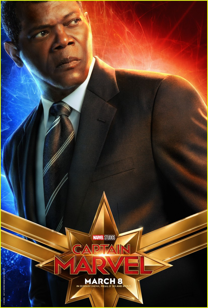 captain marvel character posters 08
