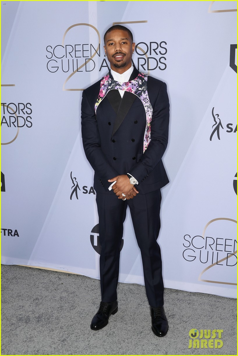 michael b jordan sag awards 2019 014218174