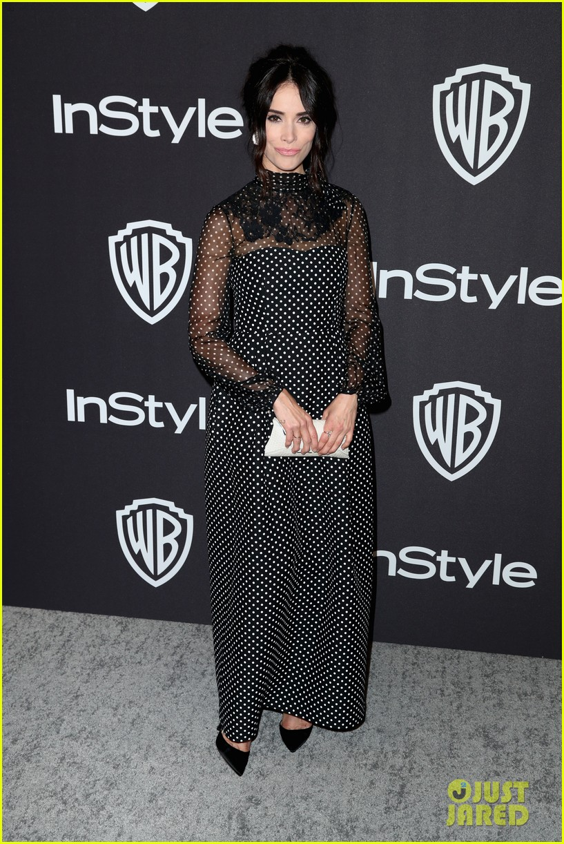 michelle monaghan christina ricci abigail spencer get glam at golden globes after party 13
