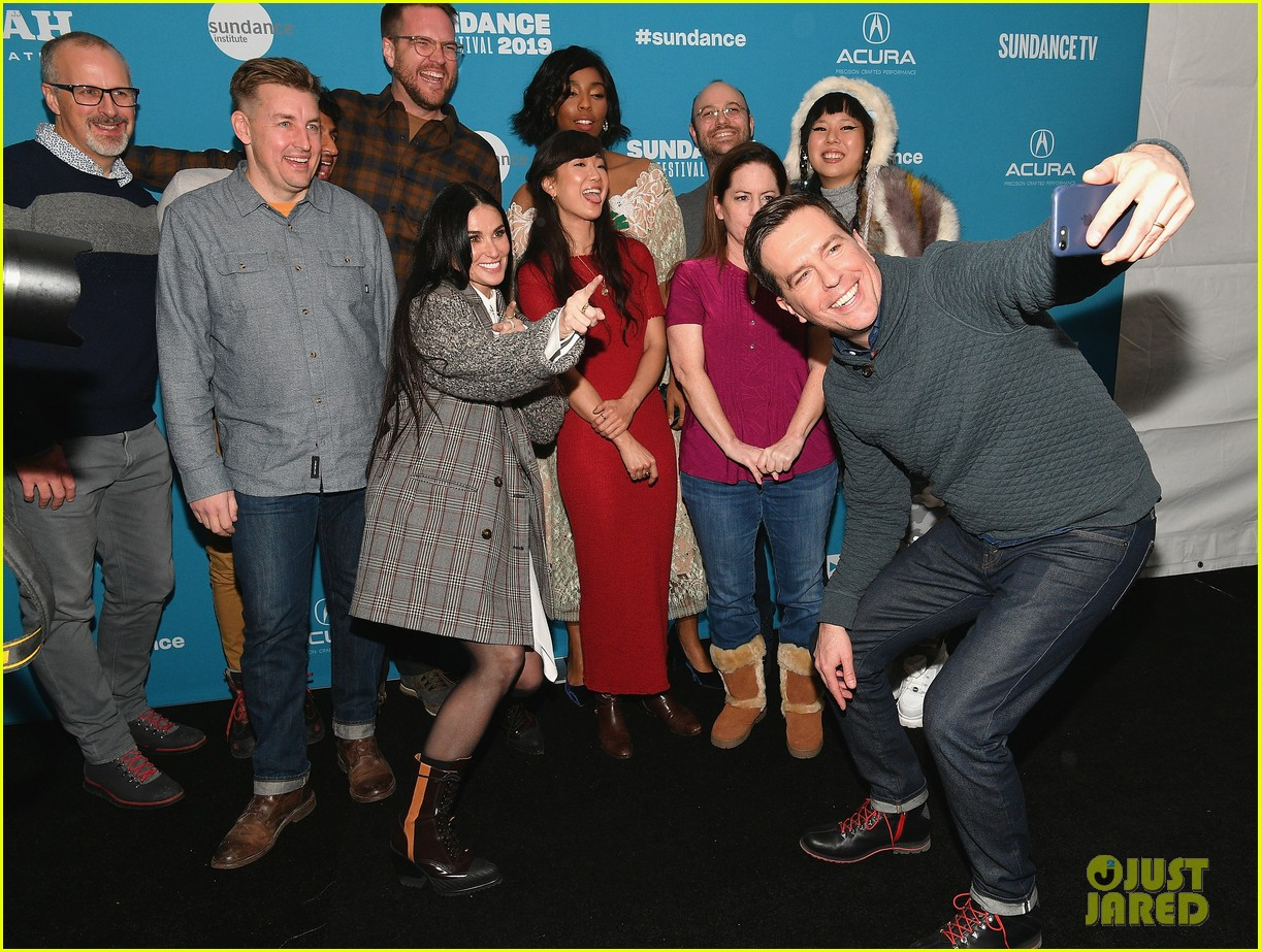 demi moore ed helms premiere corporate animals at sundance 044220233