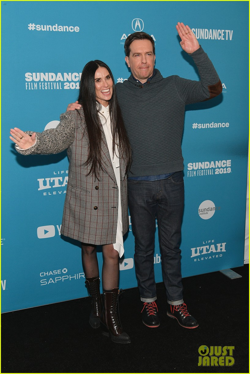 demi moore ed helms premiere corporate animals at sundance 124220241