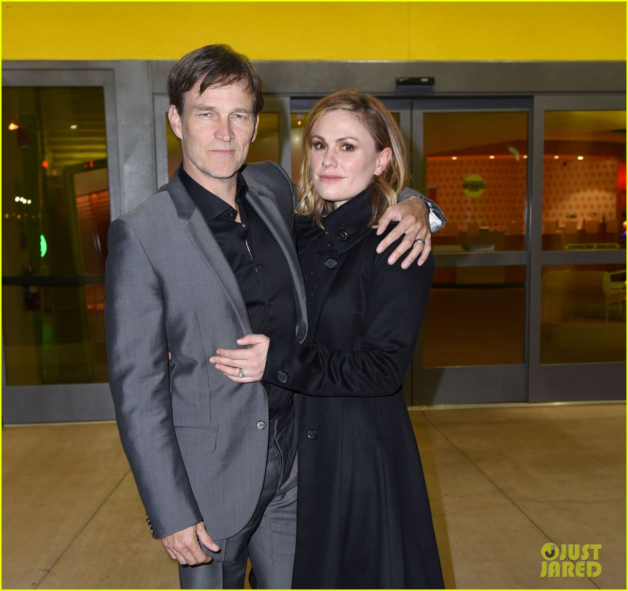 Anna Paquin & Stephen Moyer Bring 'The Parting Glass' To