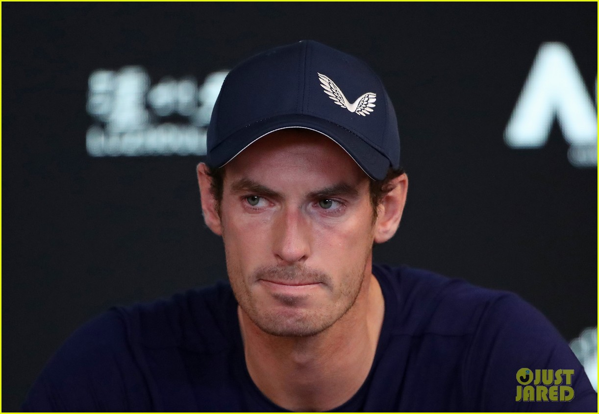 Andy Murray Tearfully Announces He's Retiring from Tennis: Photo 4209950 | Andy Murray, Sports ...