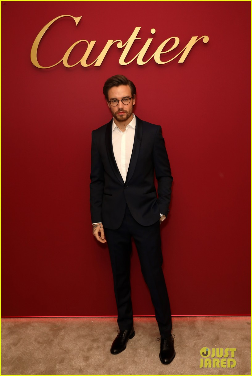 liam payne looks so handsome at cartiers new boutique opening in london 054221124