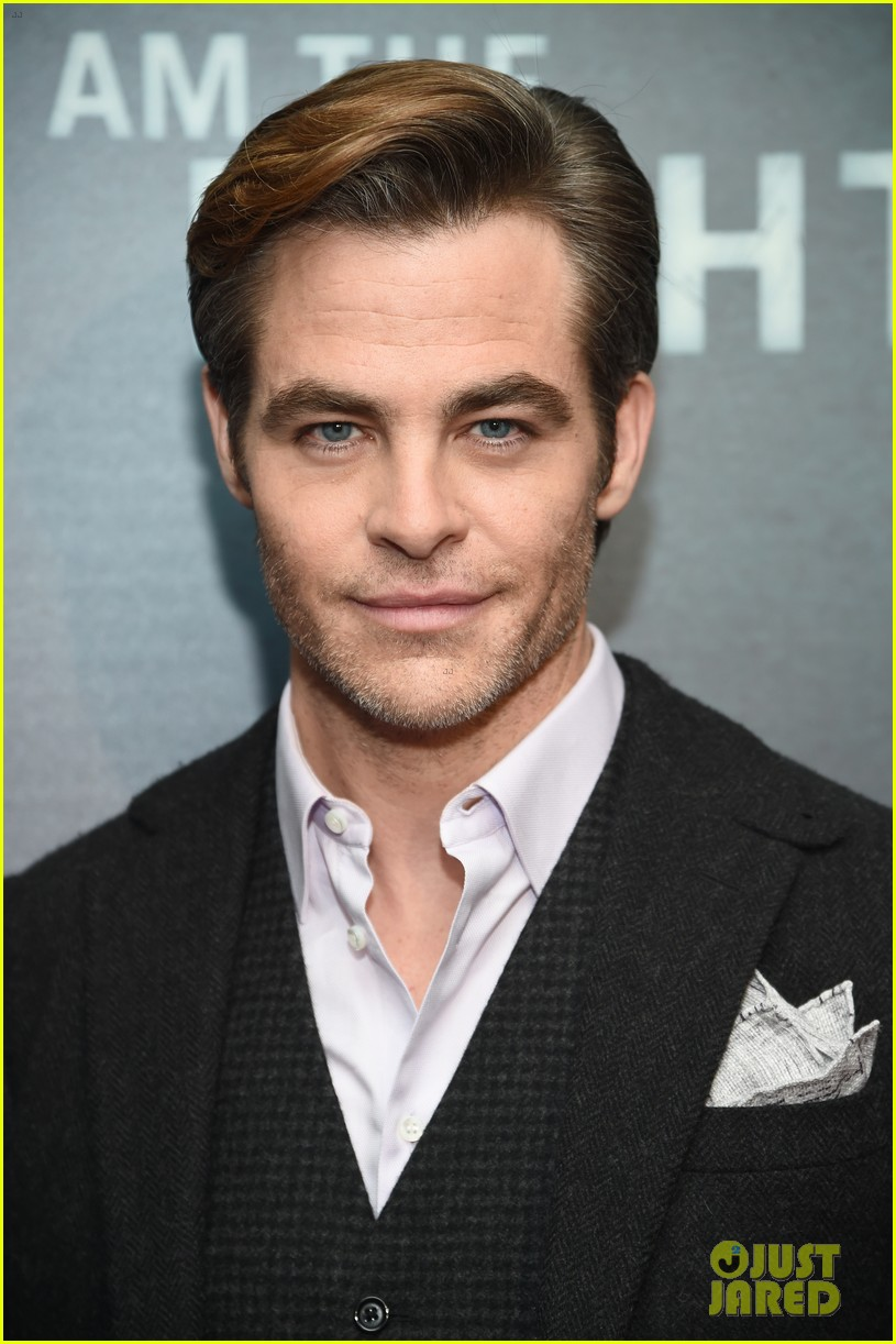 chris pine zachary quinto i am the night premiere 064215259