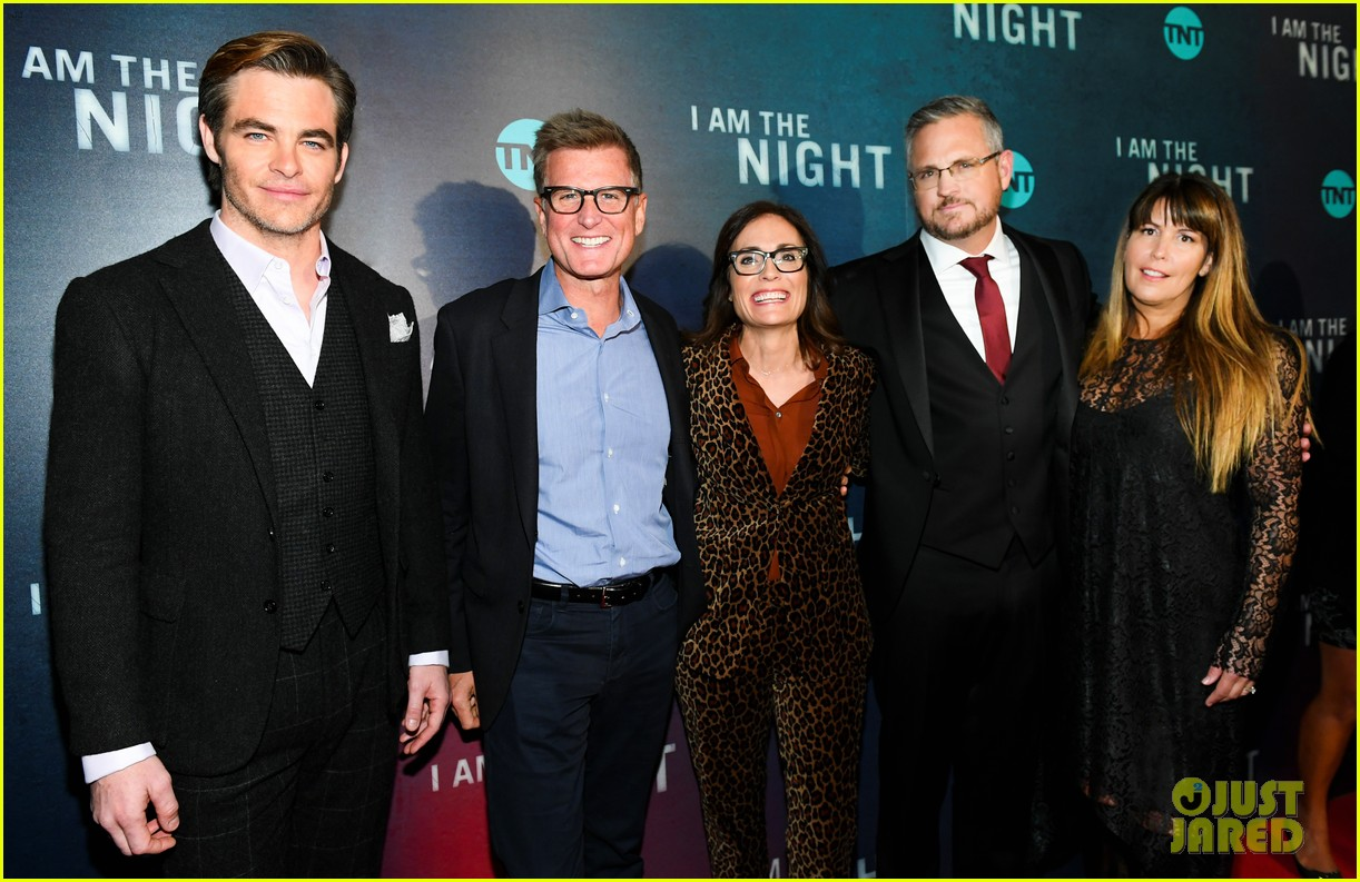 chris pine zachary quinto i am the night premiere 274215280