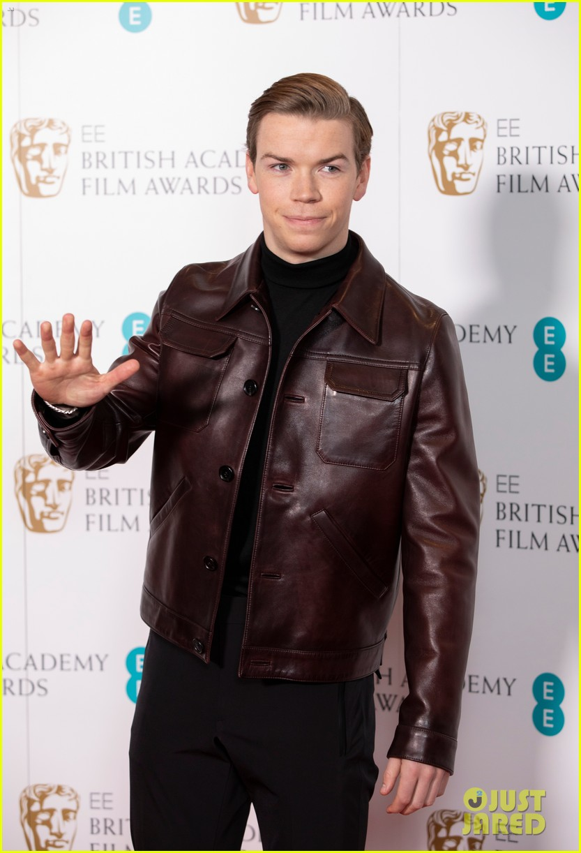 will poulter amp hayley squires team up to announce baftas