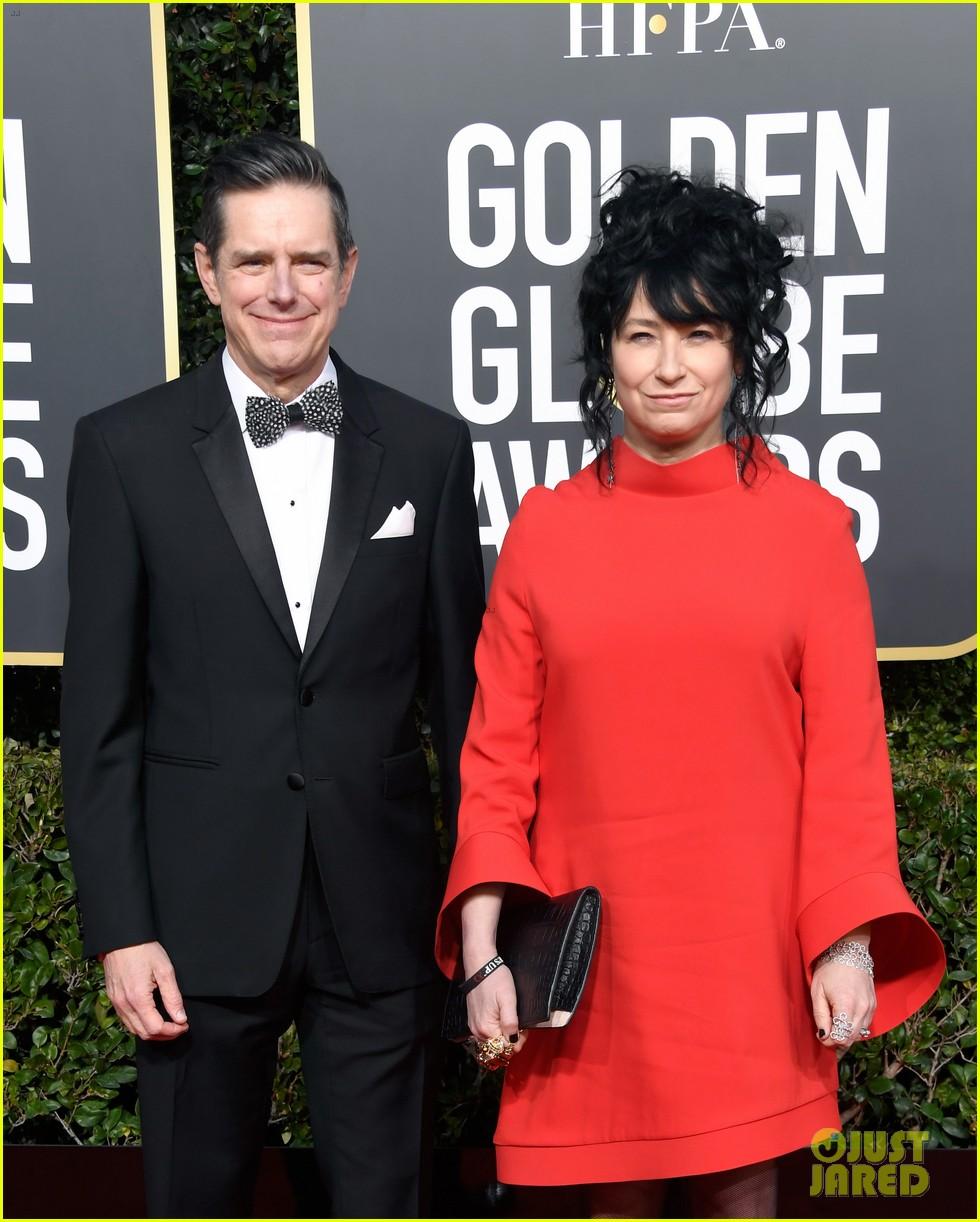 'Mrs. Maisel' Cast Attends Golden Globes 2019, Rachel