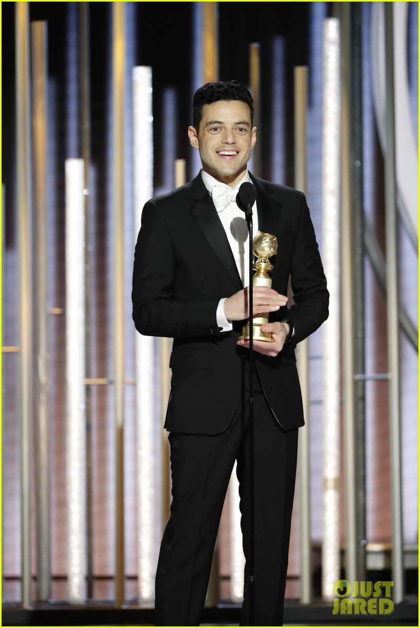rami malek wins golden globes 124207634