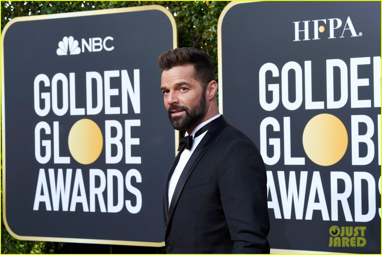 ricky martin 2019 golden globes 064206846
