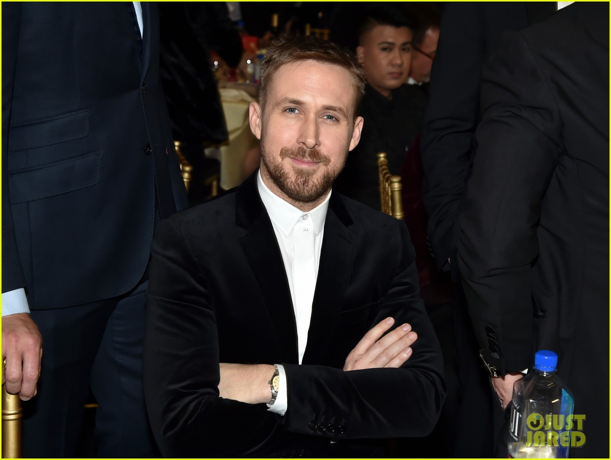 ryan gosling critics choice january 04