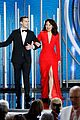 sandra oh andy samberg monologue golden globes 05