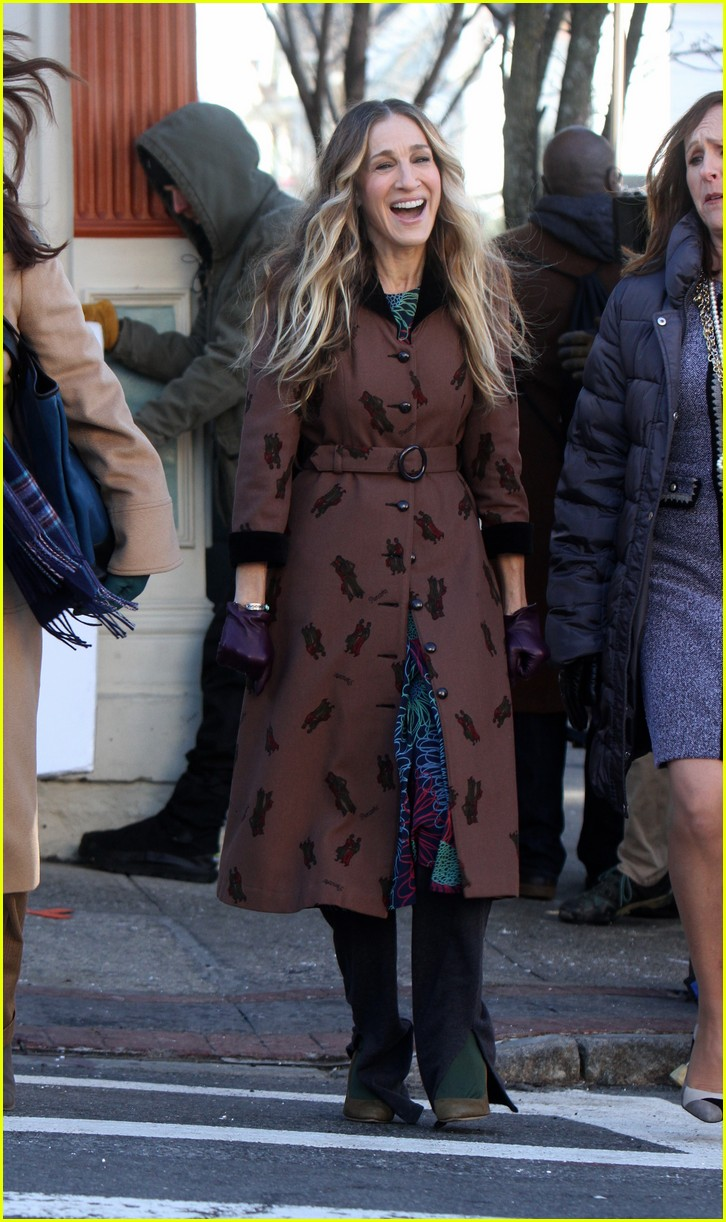 sarah jessica parker and divorce co stars start filming season 3 034212364