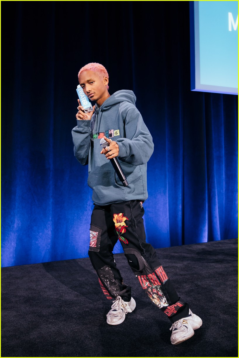 jaden smith discusses his plan to aid flint water crisis 044209492