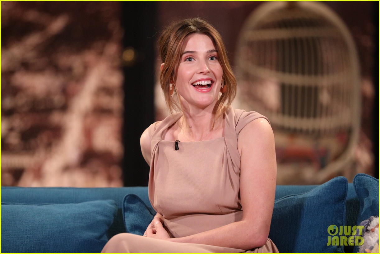cobie smulders made zero impression on first meet with now hubby taran killam 02