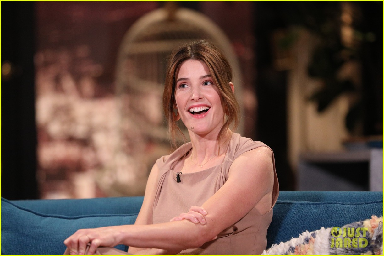 cobie smulders made zero impression on first meet with now hubby taran killam 05