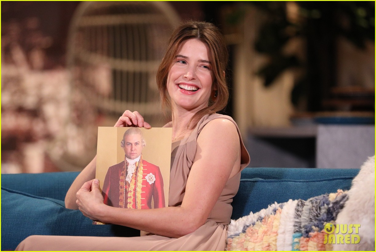 cobie smulders made zero impression on first meet with now hubby taran killam 07