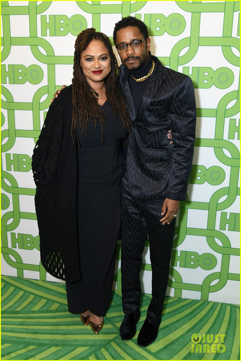 lakeith stanfield ava duvernay buddy up at hbos golden globes after party 024208518