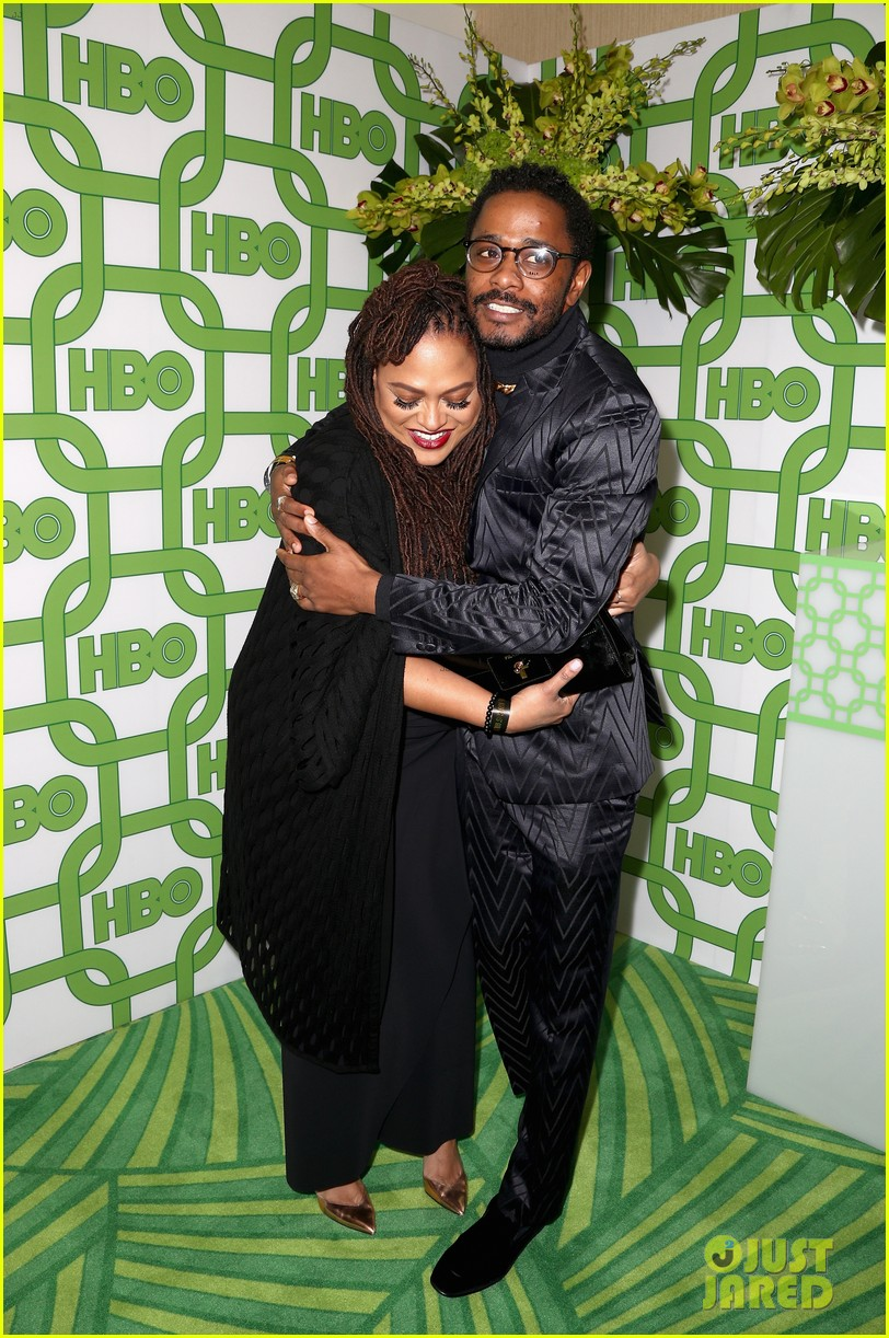 lakeith stanfield ava duvernay buddy up at hbos golden globes after party 224208538
