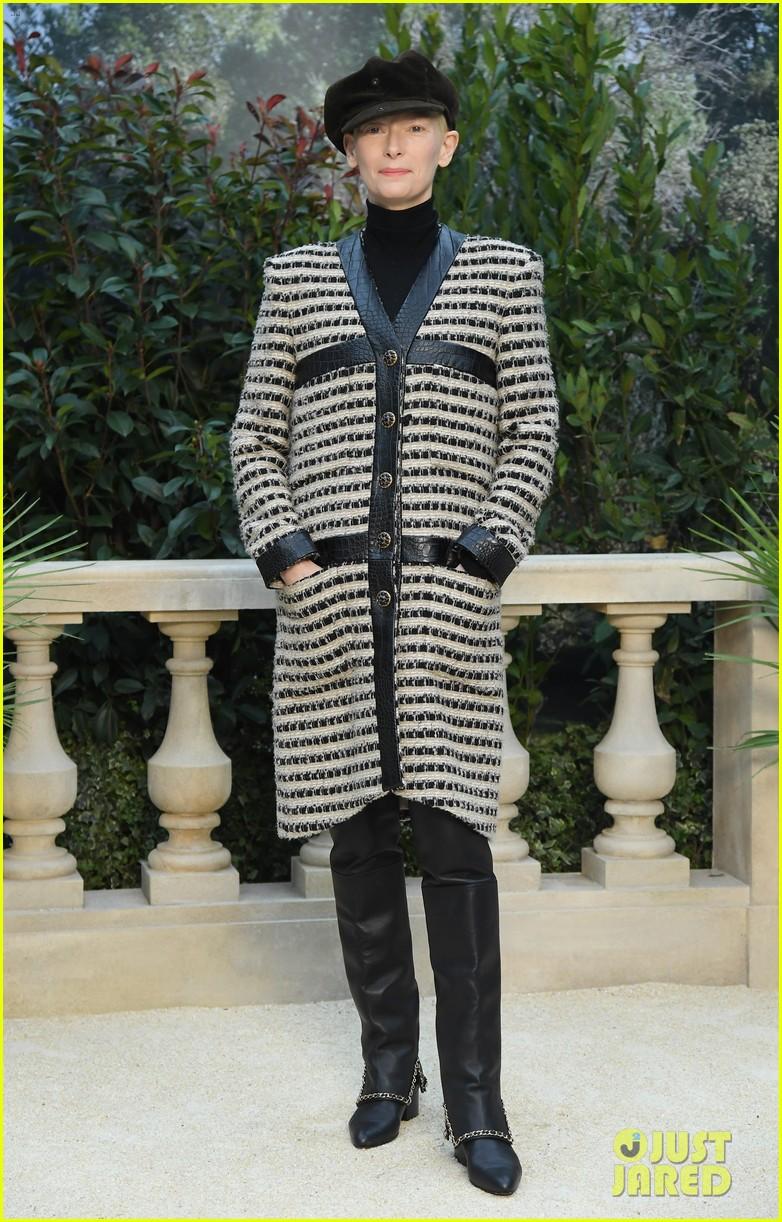 kristen stewart tessa thompson marion cotillard step out for chanel haute couture 19