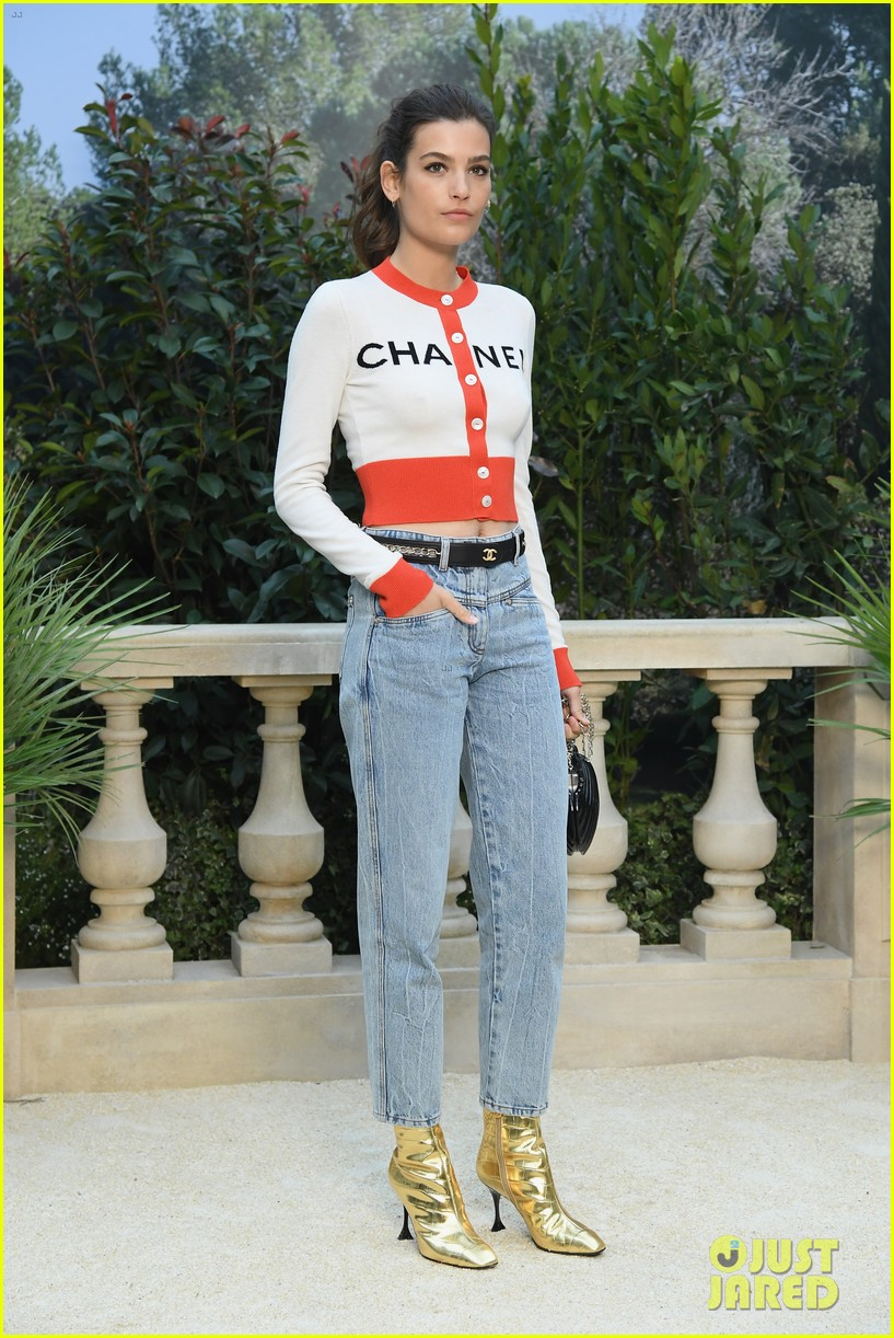 kristen stewart tessa thompson marion cotillard step out for chanel haute couture 20