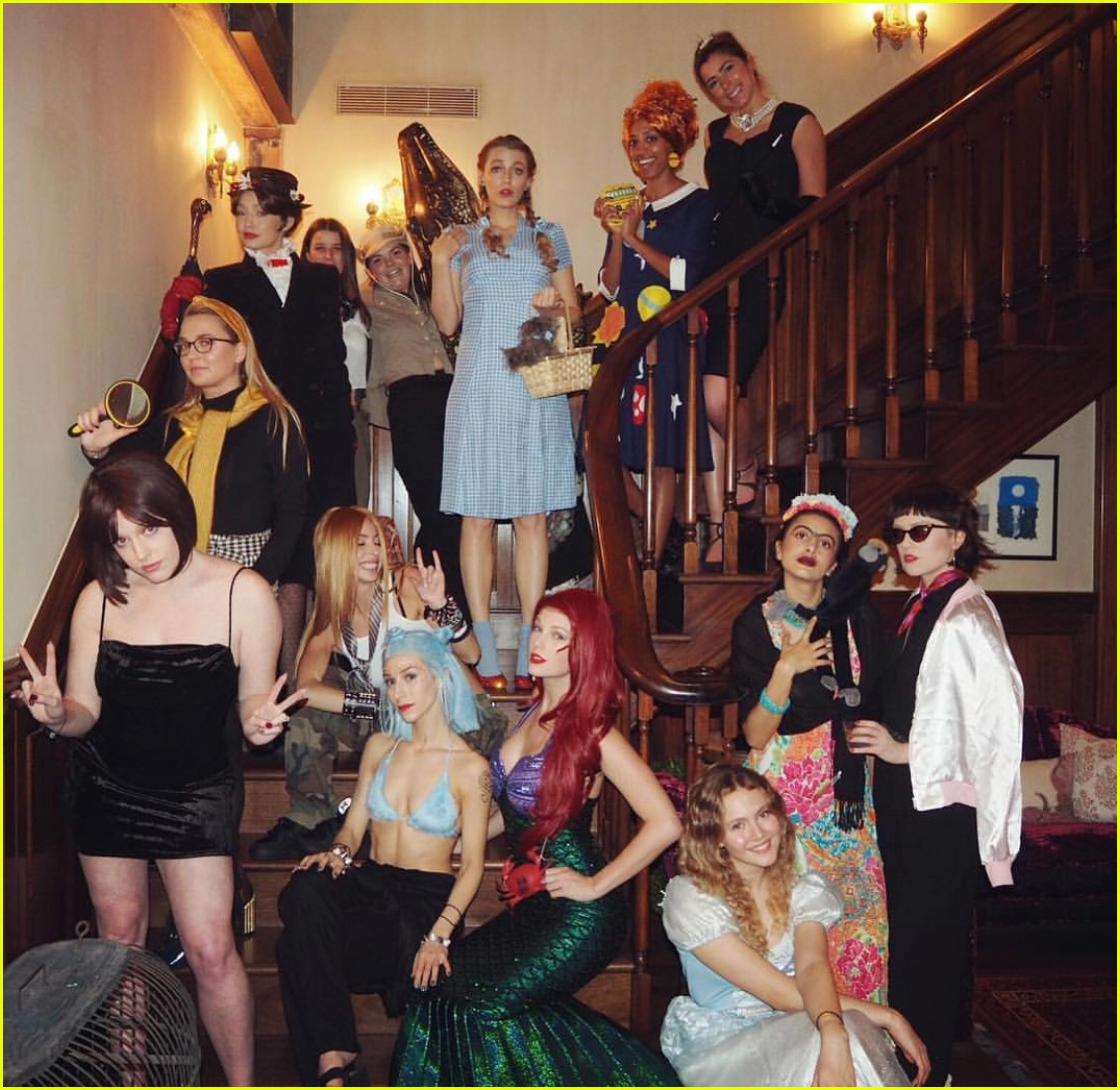 taylor swift new years eve costume party 014204146