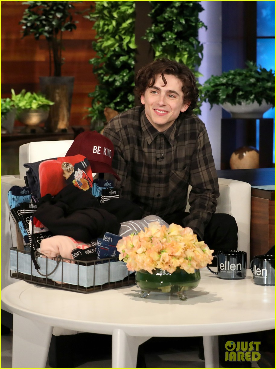 timothee chalamet is obsessed with co star steve carrell  show the office 054210119