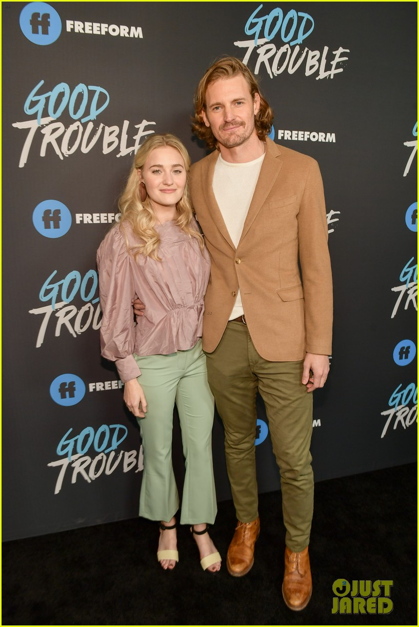 maia mitchell cierra ramirez noah centineo good trouble screening 044209176