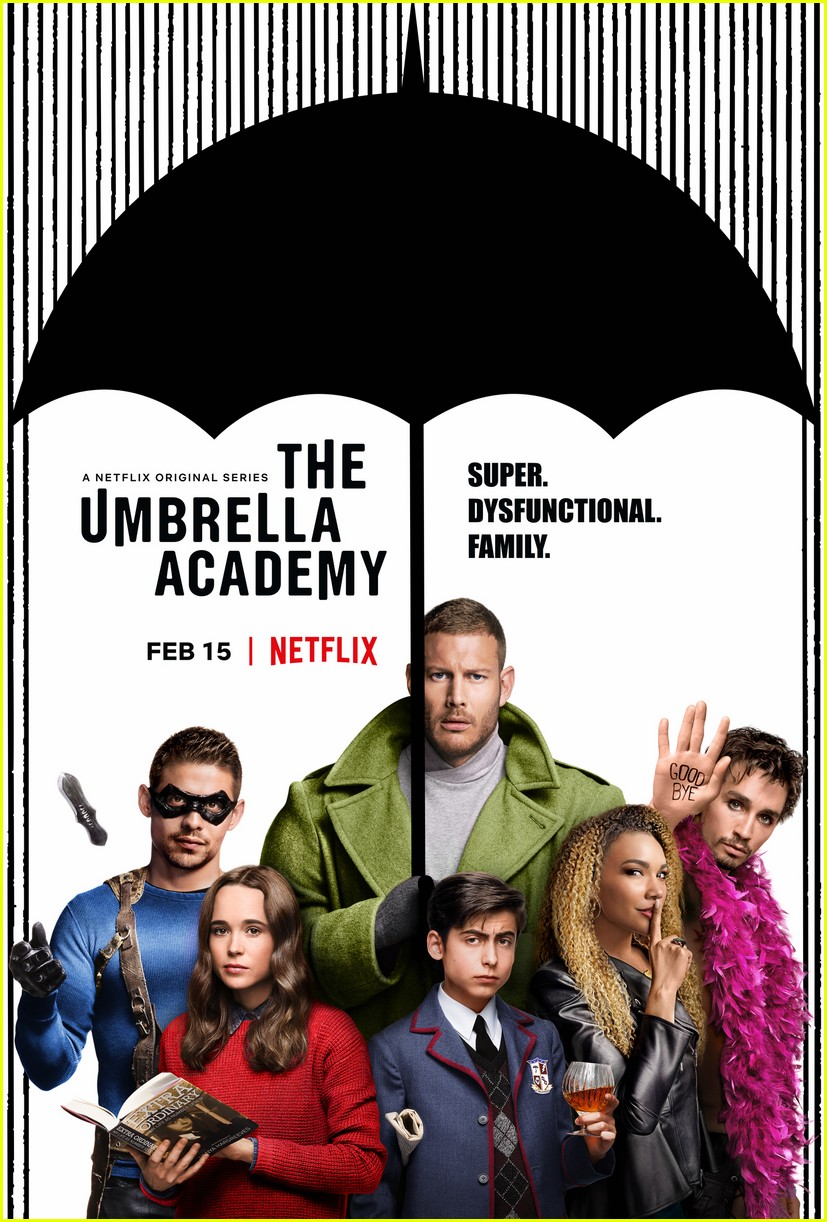 umbrella academy netflix 2019 014215890
