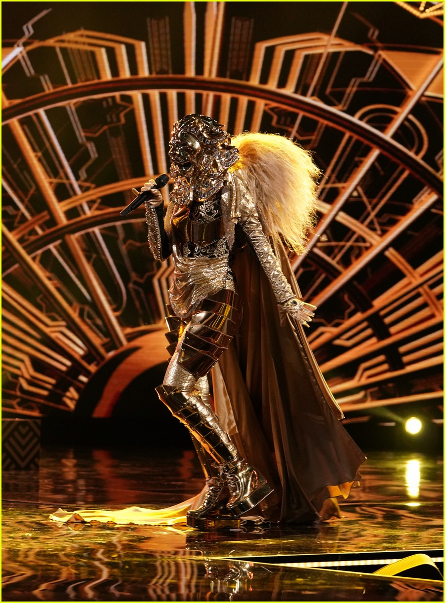 the lion on the masked singer 054219679