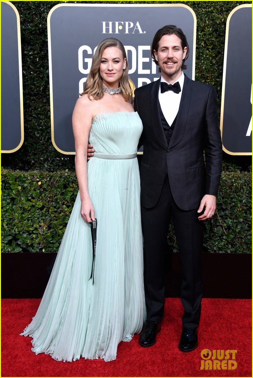 Nominee Yvonne Strahovski Husband Tim Loden Hit The Red Carpet At Golden Globes 2019 Photo 4206864 2019 Golden Globes Golden Globes Tim Loden Yvonne Strahovski Pictures Just Jared Yvonne and tim dated during the years of 2009 through 2012. just jared