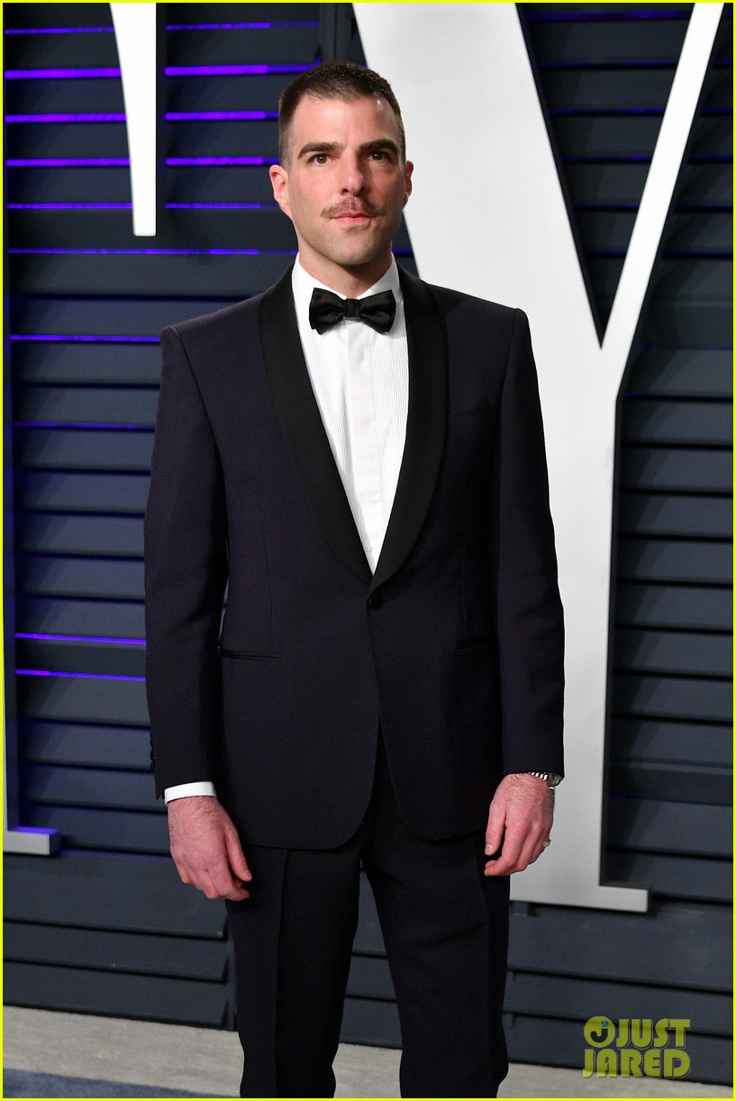 aaron paul vanity fair oscars 2019 044247491