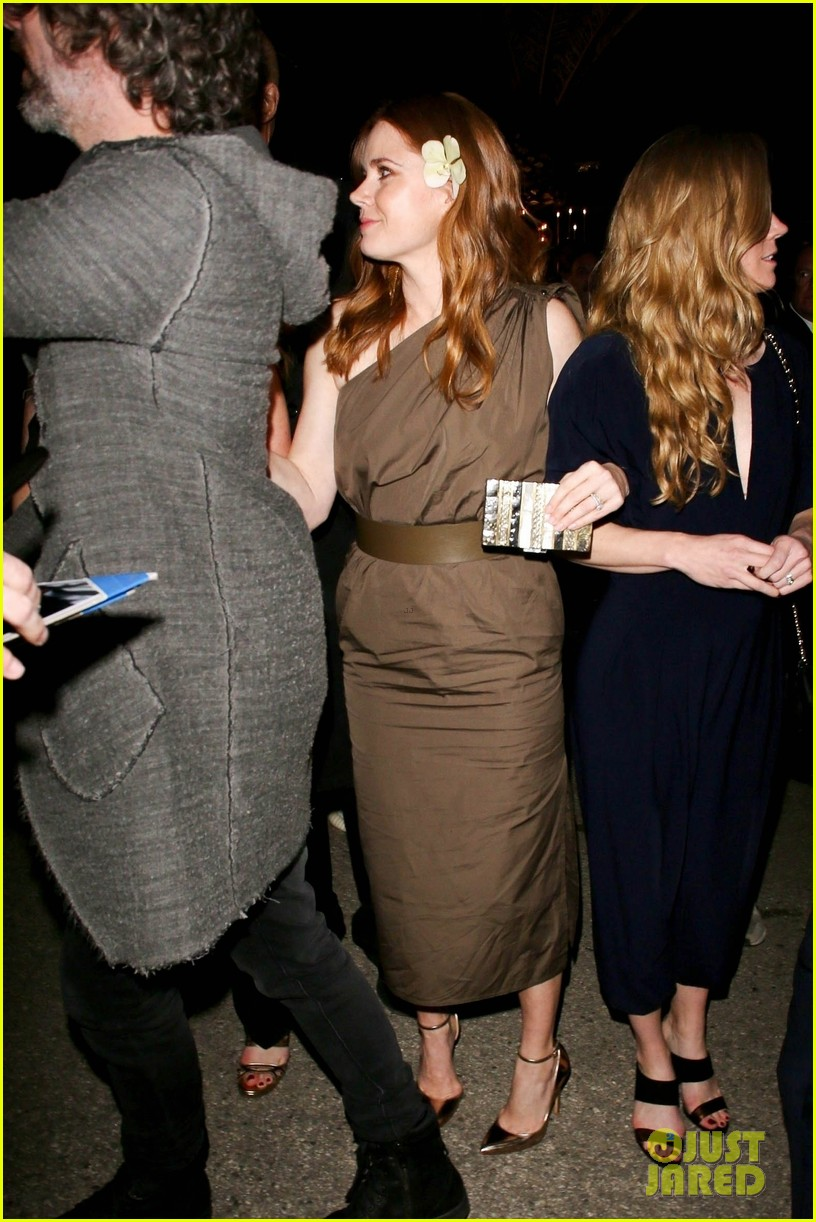 amy adams wme pre oscar party 014243467