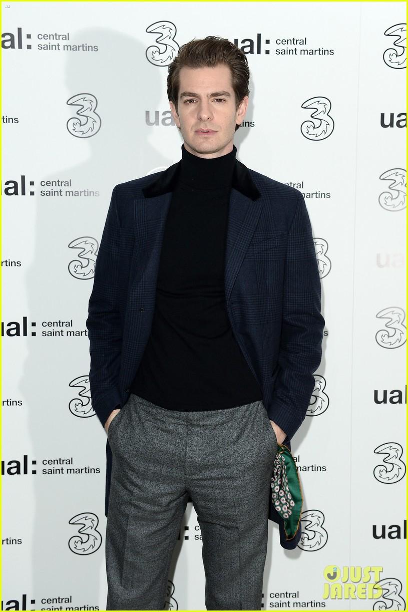 andrew garfield natalie dormer london fashion week 10