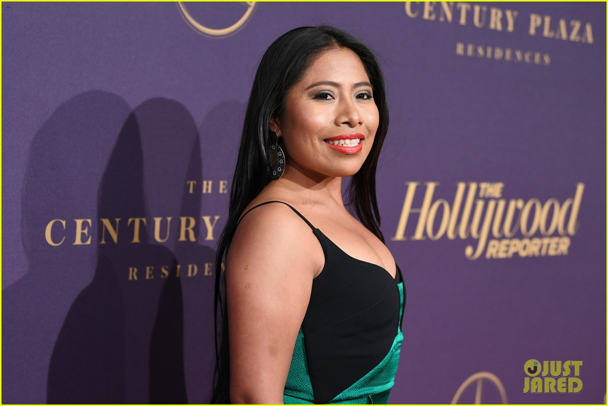 yalitza aparicio colman domingo alycia debnam carey for thrs nominees night 024223588