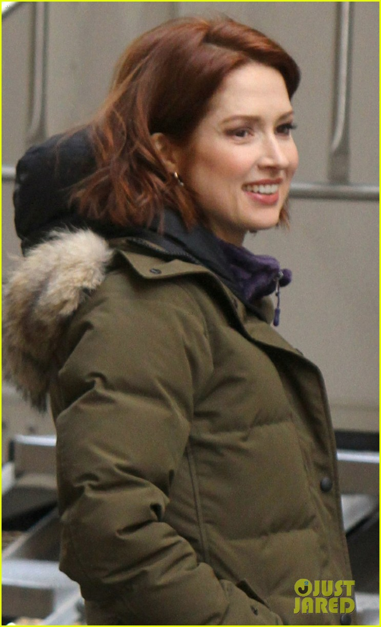 drew barrymore ellie kemper the stand in nyc 02