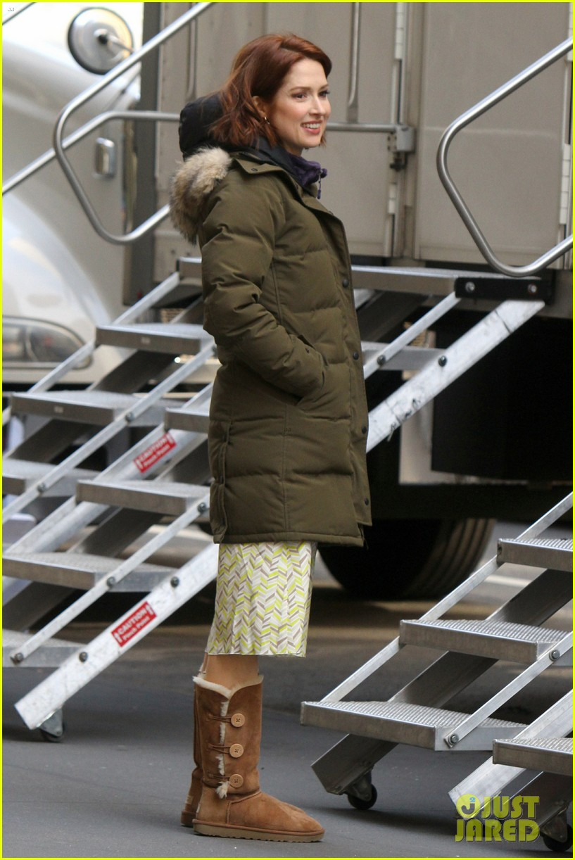 drew barrymore ellie kemper the stand in nyc 11
