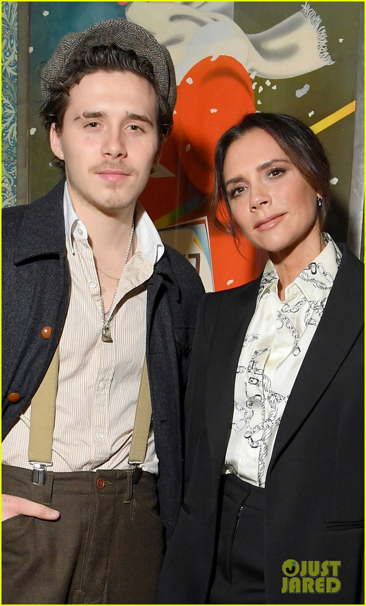 victoria beckham supported by david launch youtube channel 06