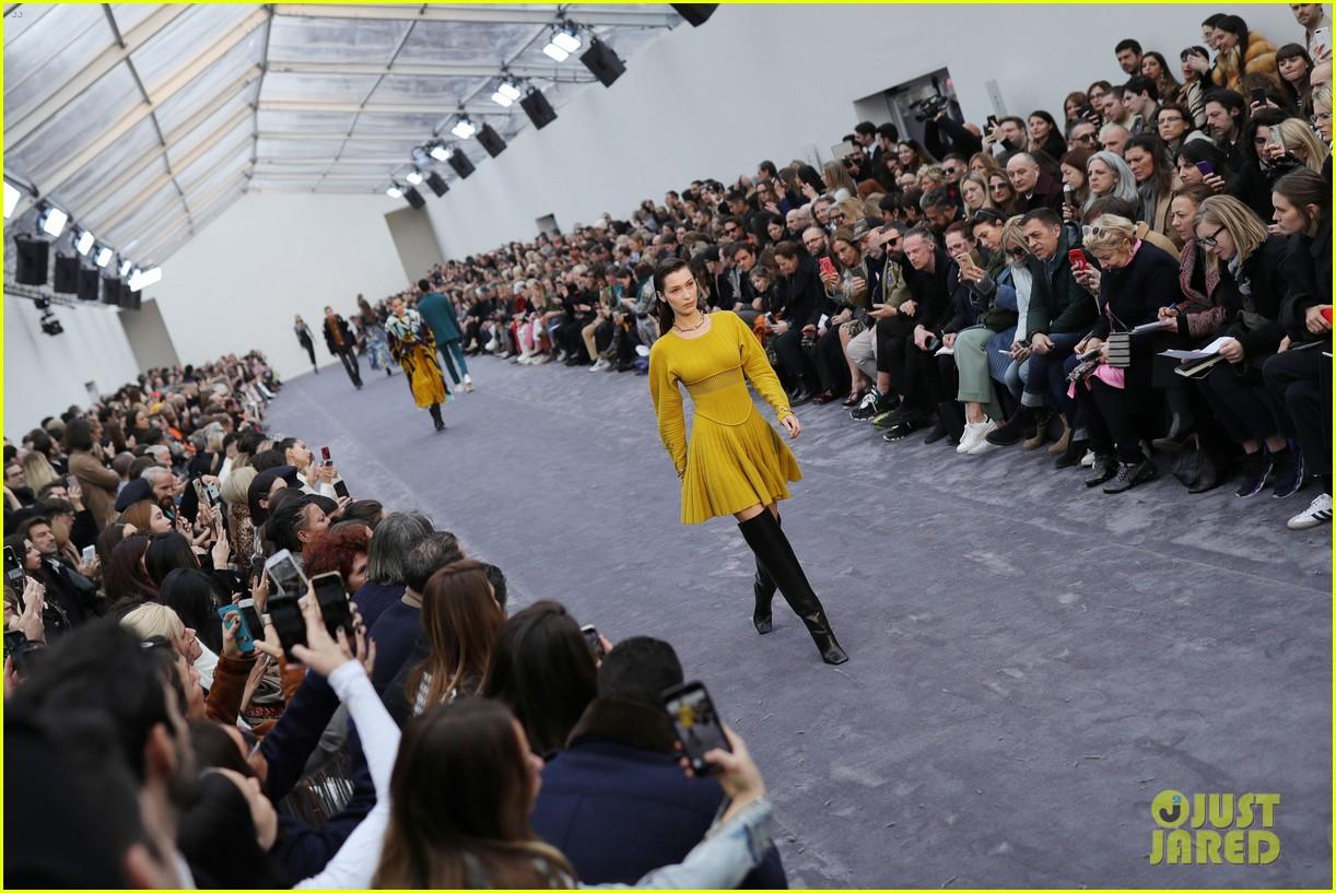 bella hadid philosophy milan fashion week 16