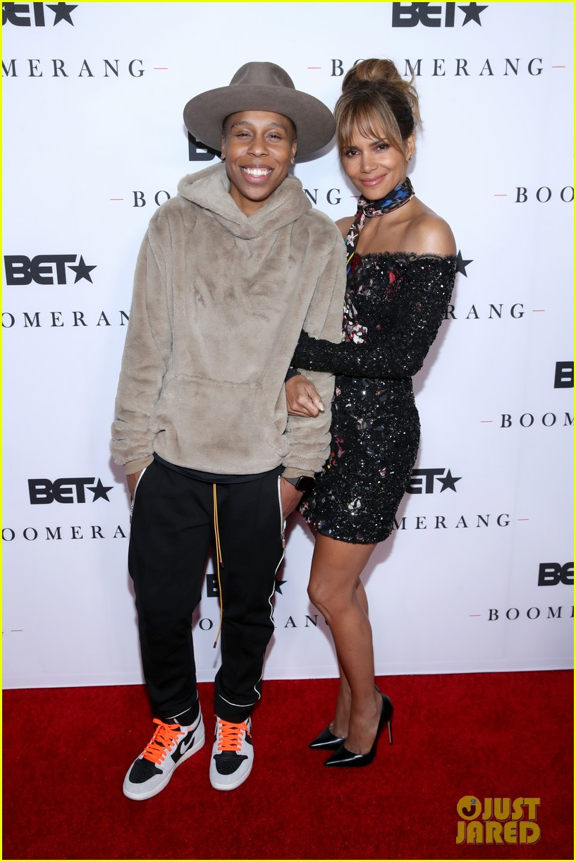 Halle Berry Teases Cameo In BET's New 'Boomerang' Series ...