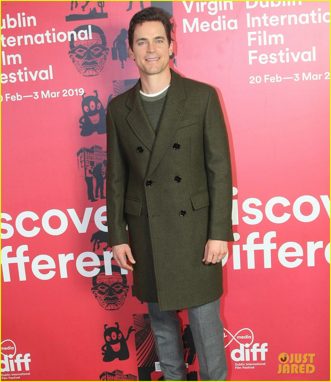 matt bomer opens dublin international film fest with papi chulo 01