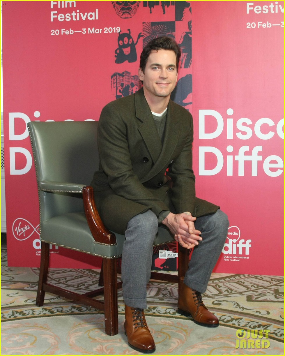 matt bomer opens dublin international film fest with papi chulo 02