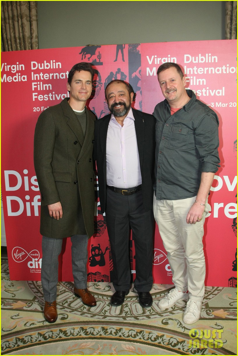 matt bomer opens dublin international film fest with papi chulo 04